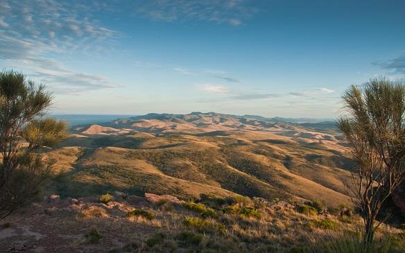 Alice Springs - Adelaide