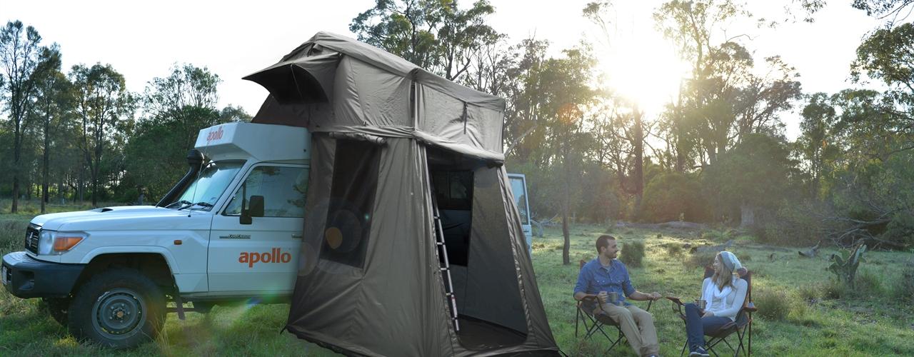 Apollo Overlander Camper huren in Australië