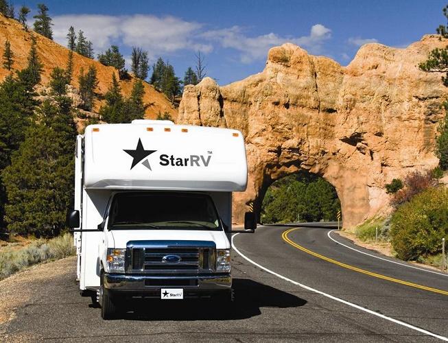 Star RV Cygnus camper huren in Amerika