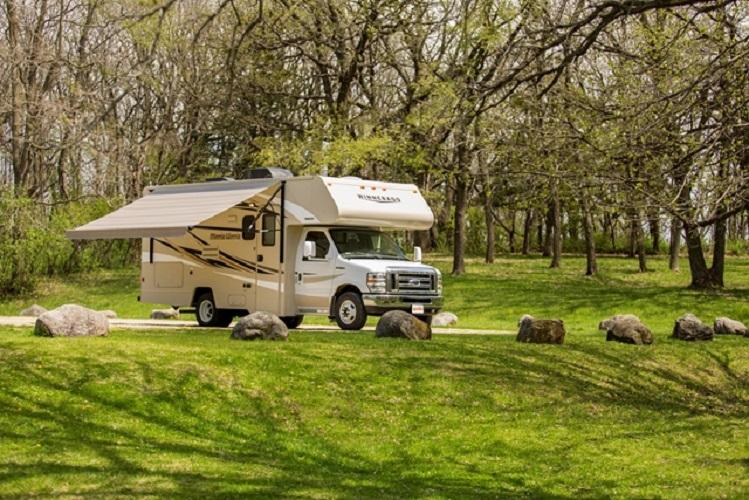 Star RV Taurus camper huren in Amerika