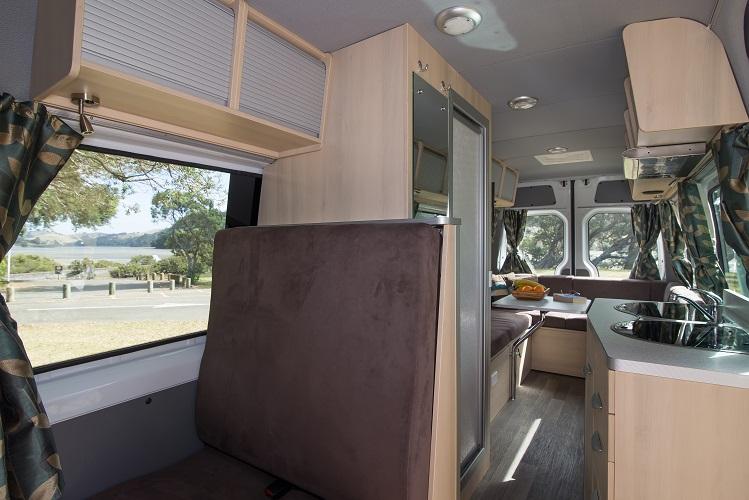Britz Venturer Plus camper huren in Australië