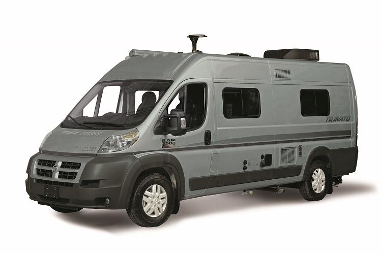 Winnebago Travato Touring camper huren in Amerika