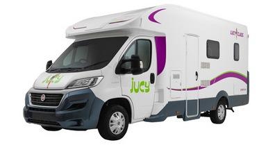 Jucy Casa Plus camper huren in Australië